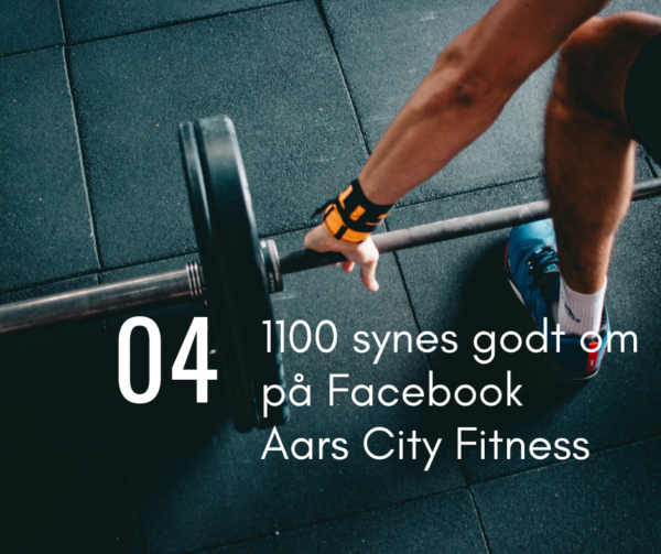 04 Aars City Fitness