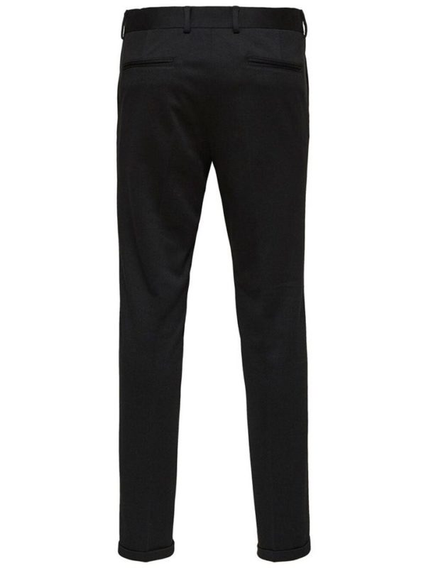 Selected Slh Skinny Jersey Pants